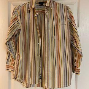 Gap long sleeved dress shirt